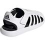 adidas Water Sandals Kids, noir