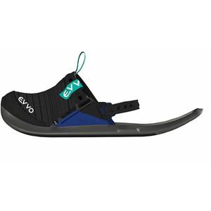 EVVO Snow Shoes, bleu/noir bleu/noir