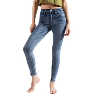 So iLL Jeans Damen vintage blue washout vintage blue washout