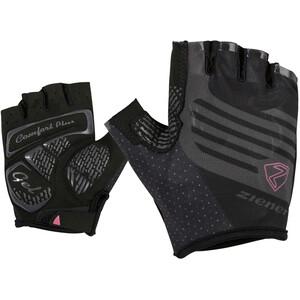 Ziener Clarete Bike Gloves Women, noir noir