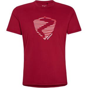 Ziener Nolaf T-Shirt Men, rouge rouge