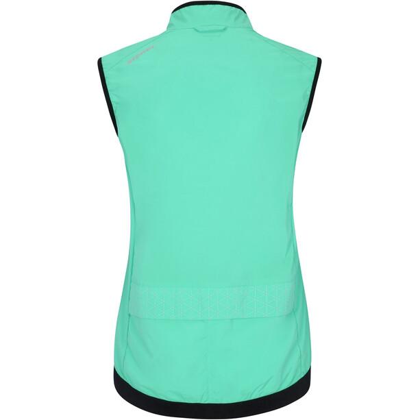 Ziener Norwiga Vest Women, vert