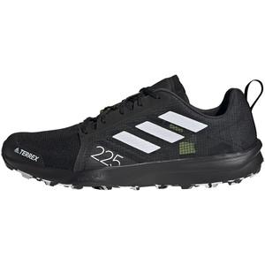 adidas TERREX Speed Flow Running Shoes Men svart/vit svart/vit