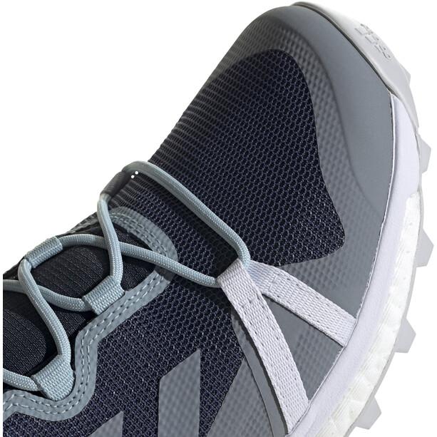adidas TERREX Skychaser LT GTX Trail Running Shoes Women, tech indigo/grey three/signal coral