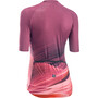 Northwave Earth Kurzarm Trikot Damen plum