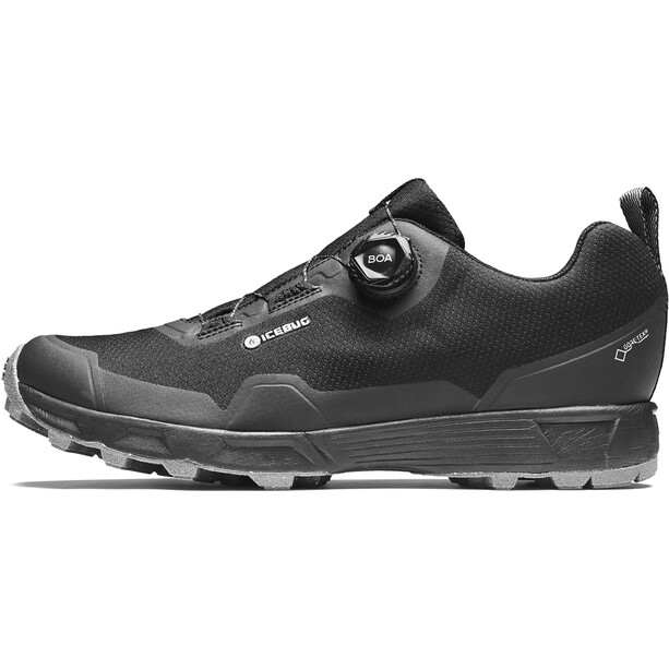 Icebug Rover RB9X GTX Running Shoes Men, black/slategray