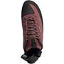adidas Five Ten Niad Lace Climbing Shoes Men core black/crew red/acid mint