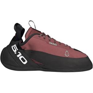 adidas Five Ten Niad Lace Climbing Shoes Men röd/svart röd/svart