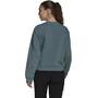 adidas Five Ten Cropped Sweater Women grön