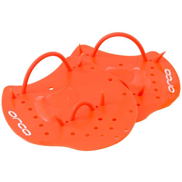 ORCA Flat Paddles orange
