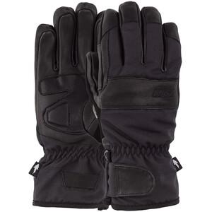 POW August Short Gloves Men, negro negro