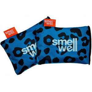 SmellWell Active Freshener Inserts for Shoes and Gear blå blå