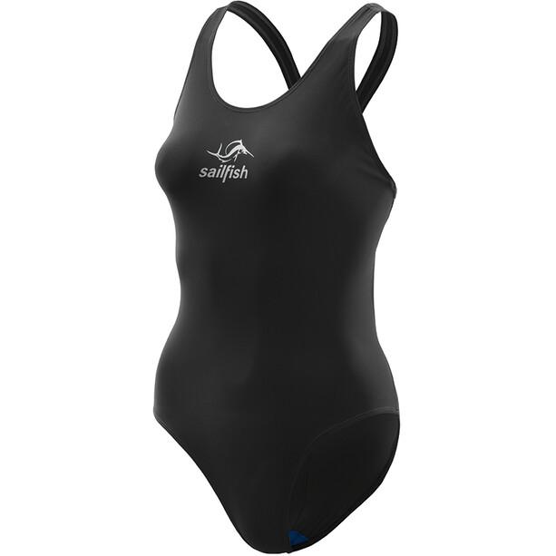 sailfish Power Sportback Swimsuit Women, black