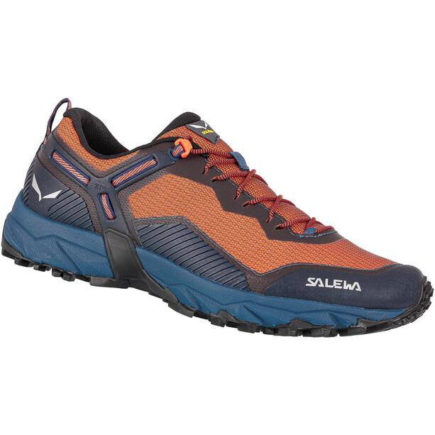 SALEWA Ultra Train 3 Schuhe Herren dark denim/red orange