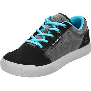 Ride Concepts Vice Schuhe Jugend grau/schwarz grau/schwarz