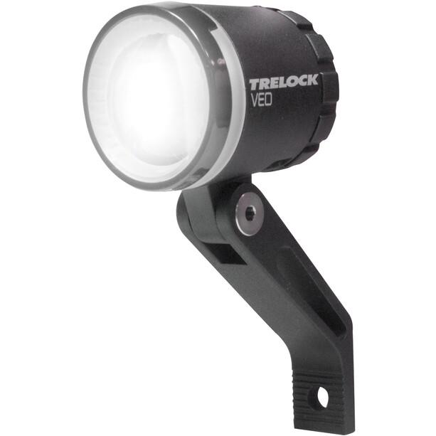 Trelock LS 383 Bike-I Veo Dynamo Headlight 50 Lux, black