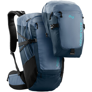 Advenate Symphony 18+2+6 Rucksack 8l blau blau