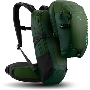 Advenate Symphony 8+2+4 Backpack 6l, vert vert