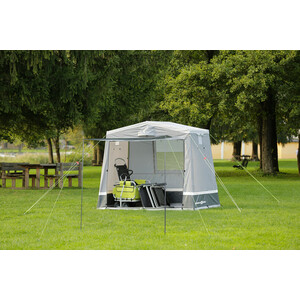 Brunner Storage Plus Device Tent, gris/azul gris/azul