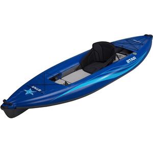 """NRS Paragon Aufblasbares Kayak 11'2"""" blau blau"""