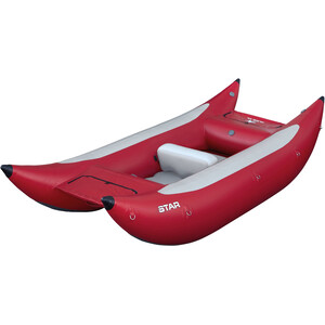 NRS Slice Paddle Catarrafts XL, rojo rojo