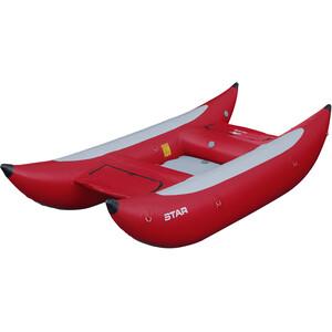 NRS Slice Paddle Catarrafts, rojo rojo