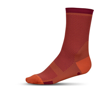 Isadore Climbers Angliru Socken orange orange