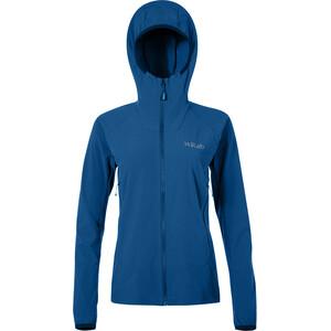 Rab Borealis Jacket Women blå blå