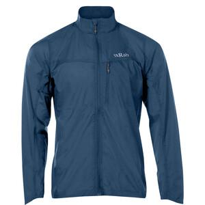 Rab Vital Windshell Jacket Men blå blå