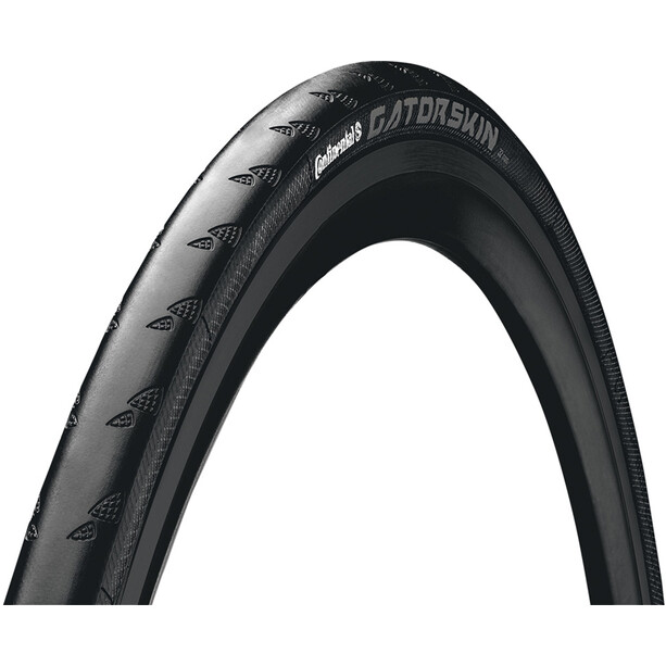 Continental Gatorskin Faltreifen 700x25C DuraSkin black