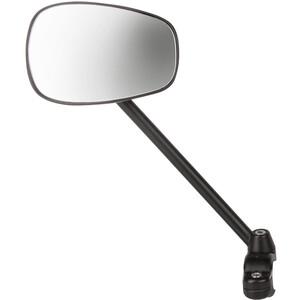 M-Wave Spy Base Rearview Mirror, noir noir