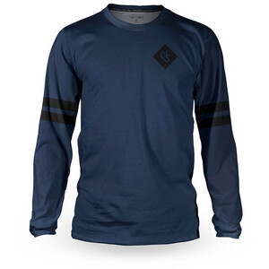 Loose Riders C/S Heritage Maillot manches longues Homme, bleu bleu