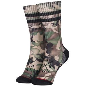 Loose Riders Technical Socken oliv/braun oliv/braun
