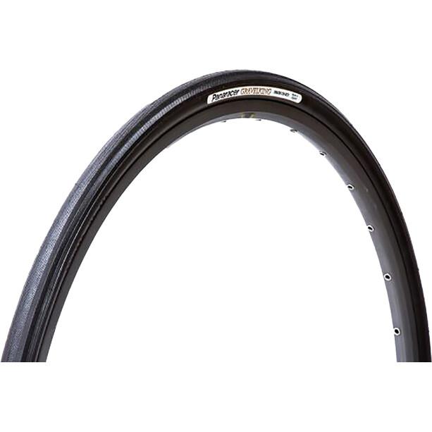 """Panaracer GravelKing Slick Folding Tyre 27.5x1.75"""" TLC svart"""