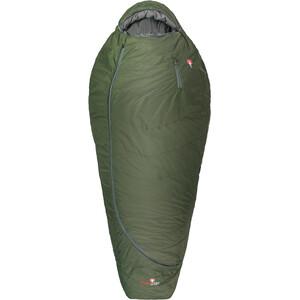 Grüezi-Bag Biopod Wolle Survival XXL Sleeping Bag Wide, olijf olijf