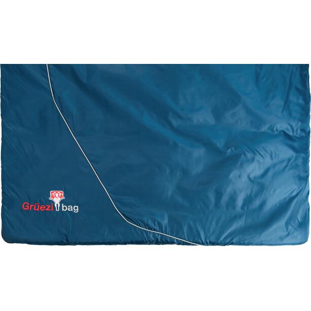 Grüezi-Bag Cloud Cotton Comfort Schlafsack deep cornflower blue