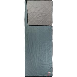 Grüezi-Bag WellhealthBlanket Wool Deluxe, grijs grijs