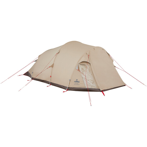 Nomad Dogon 3 Compact Air Tent, beige