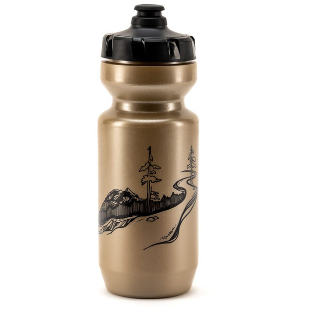 7mesh Emblem Water Bottle 650ml golden hour