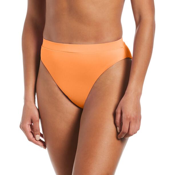 Nike Swim Essential High Waist Bottoms Women, oranssi