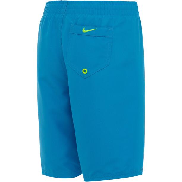 "Nike Swim Logo 8"" Volley Shorts Boys, bleu"