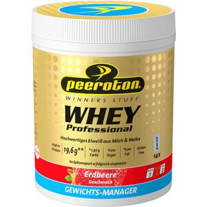 Peeroton Whey Professional Protein Shake Dose 350g Erdbeere