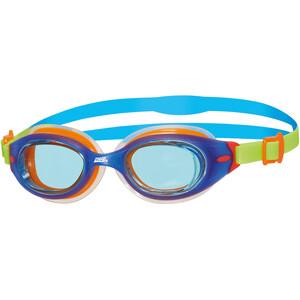 Zoggs Little Sonic Air Schwimmbrille Kinder blau/grün blau/grün