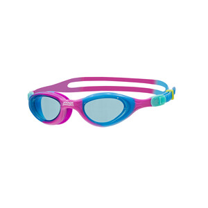 Zoggs Super Seal Goggles Kids, roze/blauw roze/blauw