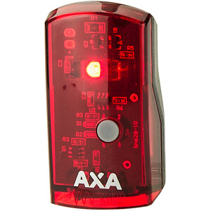 Axa Greenline Achterlicht, rood rood
