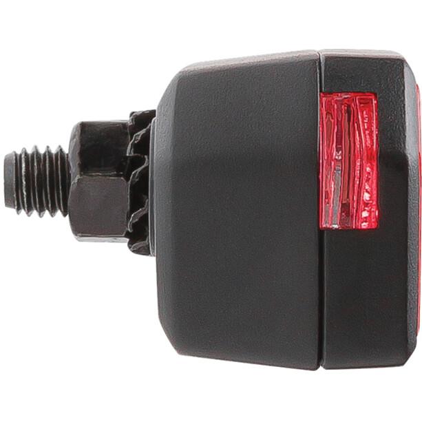 Axa Juno E-Bike Rear Light 6-12V DC 80mm, black