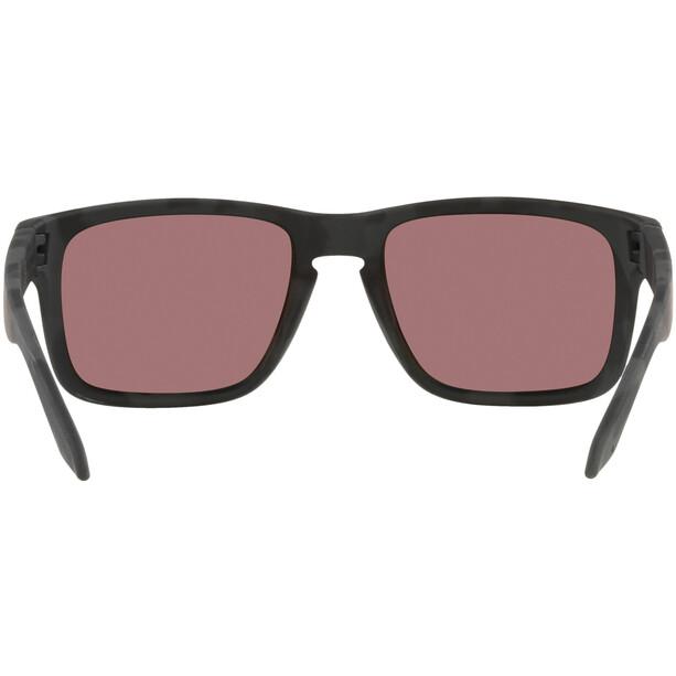 Oakley Holbrook Sonnenbrille Herren schwarz/blau