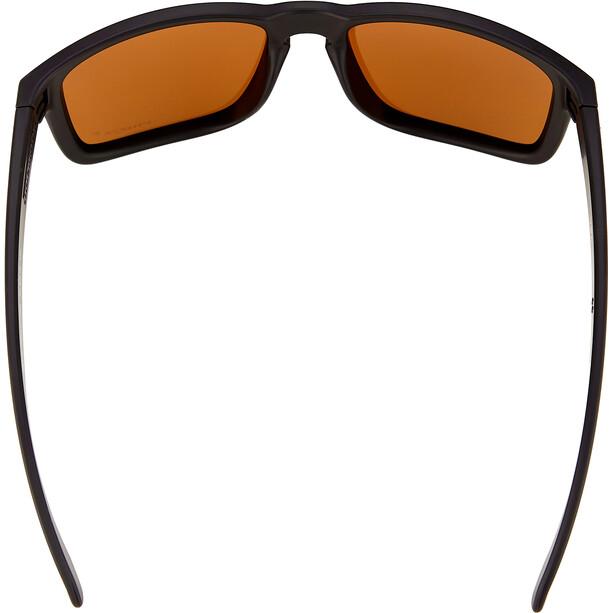 Oakley Holbrook XL Sonnenbrille Herren schwarz/braun