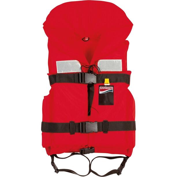 Grabner Pionier Life Jacket Typ 100, punainen