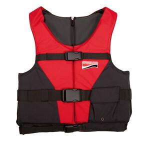 Grabner Profi Life Jacket, czarny/czerwony czarny/czerwony